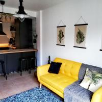 Pintoresco piso a 5 min de la playa wifi/Netflix