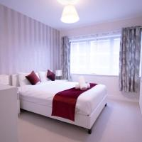 Claret Inn Premium Serviced Apartments FREE ON-SITE PARKING & WiFi Contractors & Families WELCOME