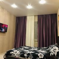 Apartment on Shchorsa 19k2, hotel near Pobedilovo Airport - KVX, Kirov