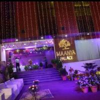 HOTEL MAANYA PALACE, hotel in Bareilly