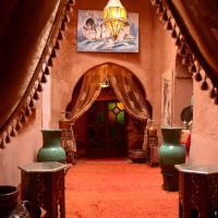 Kasbah du Peintre, hotel di Ait Ben Haddou