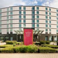 Crowne Plaza Brussels Airport, an IHG Hotel, отель в Завентеме