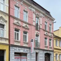 STUROVA 726. 1, hotel in Teplice
