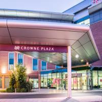Crowne Plaza Birmingham NEC, hotel in Bickenhill