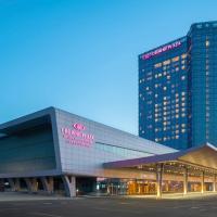 Crowne Plaza Dalian Sports Center, an IHG Hotel
