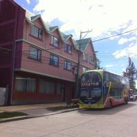 Hotel Saltos del Paine, hotel em Puerto Natales