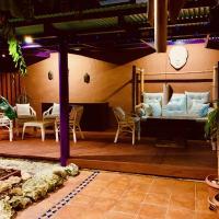 Caribbean Cozy Cove, hotel em Santa Cruz