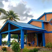 Cabaña del Mar Villa Nena- Puerto Escondido, Cordoba, hotel en Puerto Escondido