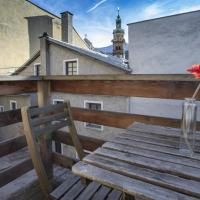 Deluxe City View Mountain Apartment, Hotel in Hall in Tirol