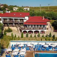 Pensiune Lebada, hotell i Tulcea