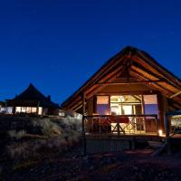 Wilderness Safaris Kulala Desert Lodge