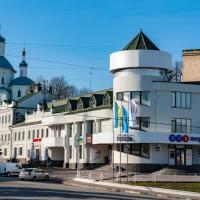 Hotel Сomplex Voskresenskiy, готель у Сумах