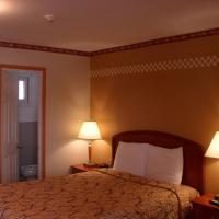 Forest Plaza Motel, hotel em Mount Forest
