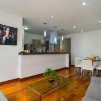 Luxury Suite & Miraflores Central Park Appartment, Lima