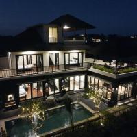 Puri Sharai Villa, hotel a Ungasan