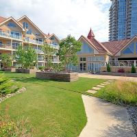 Large Downtown Kelowna Townhouse Discovery Bay Resort