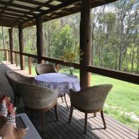 Delaneys Creek Cabin Retreat, hotel em D'Aguilar