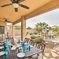 San Tan Mountain Retreat with Yard & Pool Access