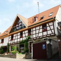 Brunnenhof Randersacker - das kleine Hotel, hotel in Randersacker