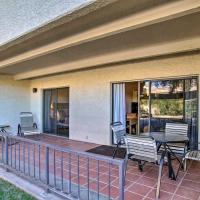 Condo with Pool - 1 Block to Salt River Fields!