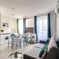801 Suite Luxury, APT+Terrace, Door of Paris- PRM