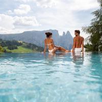Hotel Rosa Eco Alpine Spa Resort, hotel en Alpe di Siusi