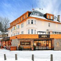Hotel Central 1920 – hotel w Szpindlerowym Młynie