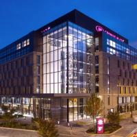 Crowne Plaza Newcastle - Stephenson Quarter, an IHG Hotel, hotel in Newcastle upon Tyne