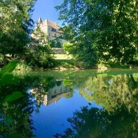 Scey-Maisieres Chateau Sleeps 25