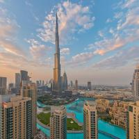 Spectacular Burj Khalifa & Fountain View 2 Bedroom Apartment, 29 Boulevard Tower