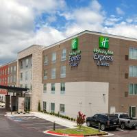 Holiday Inn Express & Suites Tulsa South - Woodland Hills, hotel in Tulsa