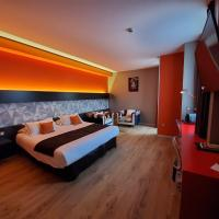 HOTEL & SPA Le Renard Centre, hotel in Chalons en Champagne