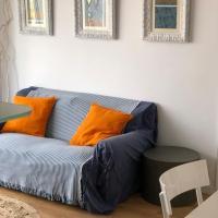 Cómodo Apartamento de playa a 20 minutos del Centro de Barcelona, hotel in Alella