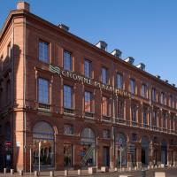 Crowne Plaza Toulouse, an IHG Hotel, hotel in Toulouse