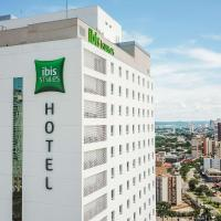 ibis Styles Goiania Marista, hotel in Goiânia