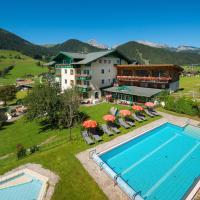 Wohlfühlresort und Feriengut Martinerhof, hotel in Sankt Martin am Tennengebirge