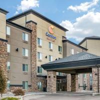 Comfort Suites Saskatoon, hotel em Saskatoon