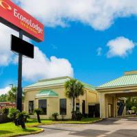 Econo Lodge Inn & Suites Gulfport, hotel near Gulfport-Biloxi International Airport - GPT, Gulfport