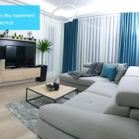 Azure Luxury Sky Apartment