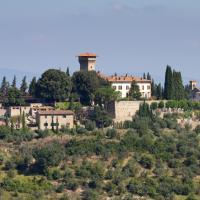 Castello Vicchiomaggio, hotell i Greve in Chianti