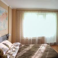 Уютная однокомнатная квартира в Тучково, отель в Тучкове