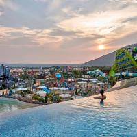 Shinhwa Jeju Shinhwa World Hotels, hotel in Seogwipo