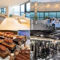 Upflo House Dangsan - All you can enjoy