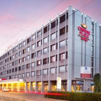 Crowne Plaza Zürich, an IHG Hotel, hotel in Zurich