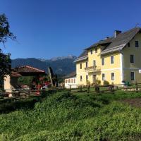Rutarhof, Hotel in Rosegg