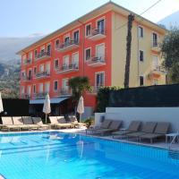 Hotel Diana, hotell i Malcesine