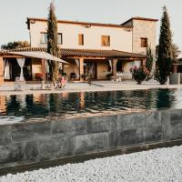 Casa Rural Alcornocalejo, hotel in Monesterio