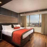 Boulevard Suites Ferrat, hotel en Santiago