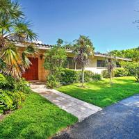 Upscale Miami Ranch-Style Home with Private Pool!