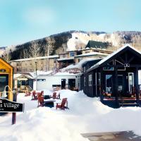 Tiny Homes at Powderhorn Mountain Resort
